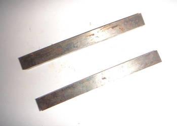 Noże tokarskie oprawkowe
