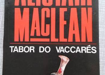 """Tabor do Vaccares"" Alistair MacLean ! Tanio !"