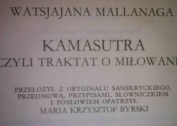 Kamasutra - czyli traktat o milowaniu