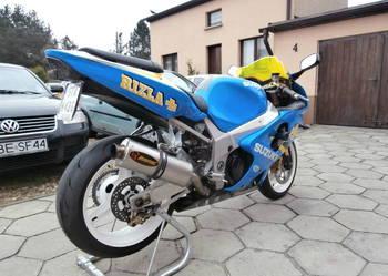 sprzedam suzuki GSX-R 1000