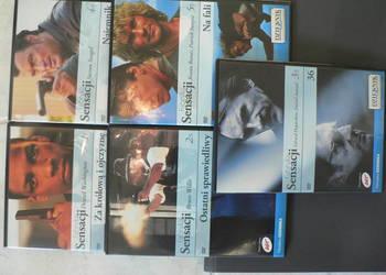 Kolekcja filmów DVD - Fabryka sensacji