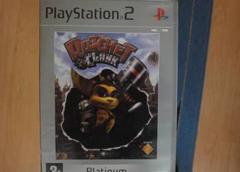 ratchet & clank - gra na PS2