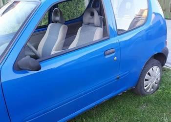 Fiat Seicento 2005 rok