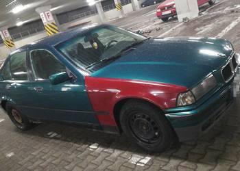 BMW e36 2.0 sekwencja OKAZJA BARDZO NISKA CENA!