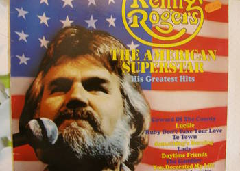 Kenny Rogers – The American Superstar His Greatest Hits, 1lp