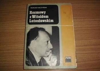 Rozmowy z Witoldem Lutosławskim  - Kaczyński /fa