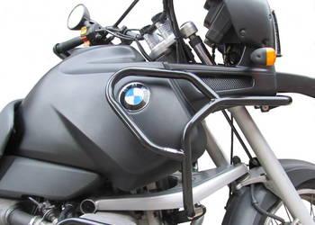Górne gmole HEED do BMW R 1100 GS (93-99) czarne