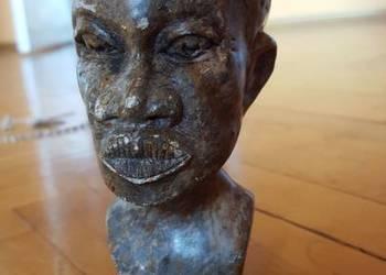 granit - rzeźba, głowa