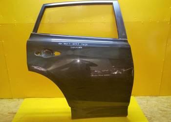 Toyota rav4 2013 | 2014 | 2016 drzwi prawe tył