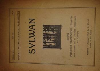 stare czasopisma sylwian