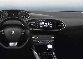 Peugeot 308 aktualizacja nawigacji 2018 2ed.
