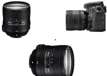 Nikon AF-S NIKKOR 24-85mm f/3.5-4.5G,Gwarancja 24m