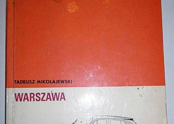 Jeżdżę samochodem Warszawa - T. Mikołajewski