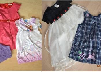 77eeee0314 sukienki dla 4 latki - Sprzedajemy.pl