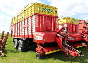 Pottinger Torro 5700.przyczepa samozbierjąca