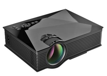 Projektor MODEL 2016 Rzutnik LED WIFI 1200L HDMI USB SD AV 3