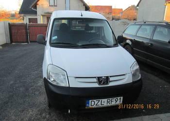 Sprzedam Peugeot Partner 1.6HDI