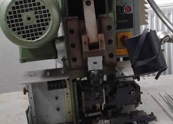 Maszyna do zaciskania końcówek AG330 Grote & Hartmann