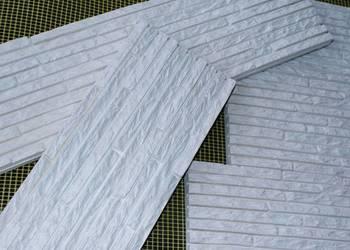 PANELE 3D - Kamień Dekoracyjny - Cegła z Fugą - PRODUCENT