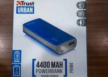 Power bank Trust Primo 4400 mAh (kobaltowy)