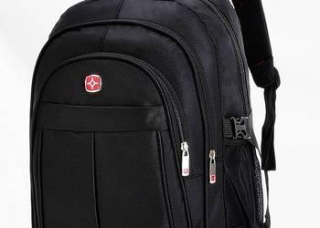 Plecak - turystyka, szkoła, laptop 15,6''