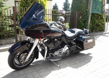 Harley-Davidson FLTRU Road Glide Ultra -zamiana