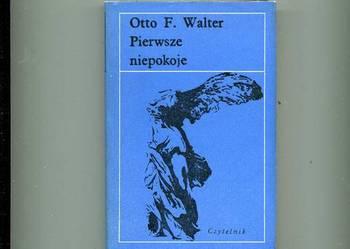 Pierwsze niepokoje -Walter