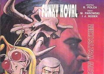FANTASTYKA KOMIKS ZESZYT 184/2/1992