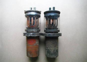 Lampa generacyjna Unitra Lamina lampa elektronowa