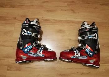 Buty narciarskie NORDICA Firearrow jak NOWE skorupa 325mm