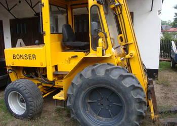 Wózek Widłowy Terenowy Bonser LS 55