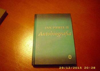Jan Paweł II - Autobiografia   /fa