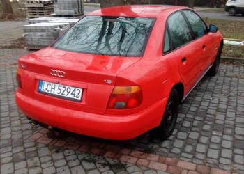 Audi A4 B5 1.6 b+g