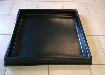 Kuweta plast.58,5x58,5x6,5 cm