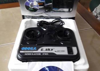 Symulator lotu E- sky