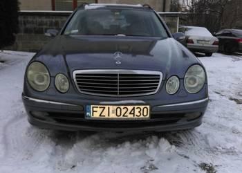 Sprzedam mercedes w211 e320 cdi 2003 rok