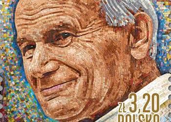 Znaczki 40 rocz wyboru Papieża Karol Wojtyła - Jan Paweł II