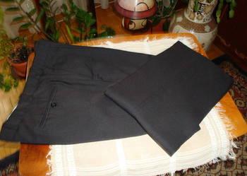 Spodnie czarne eleganckie
