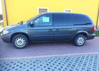 CHRYSLER GRAND VOYAGER III 2,5CRD 143KM 2006R.7 OSOBOWY