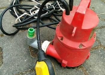 Pompa zanurzeniowa zatapialna do wody AquaStar TP2001