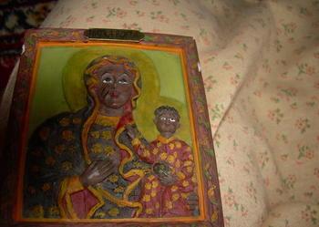 obraz Matka Boska i inne Obrazy