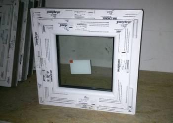 okno pcv białe 500x500 UR wysyłka hit!!!