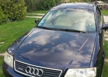 Audi A6 quattro C5 2.4 benzyna