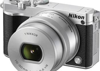 Nikon 1 J5 + 10-30 mm, Dostawa 24h, Gwarancja 24m