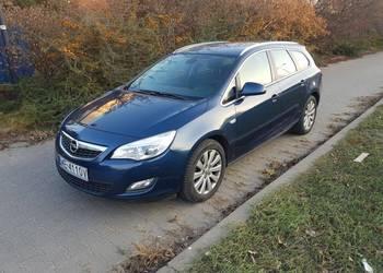 """Opel Astra J 1.7 CDTI 110KM COSMO, ALUFELGI 17"""""""