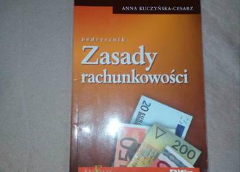 Zasady rachunkowości – Anna Kuczyńska-Cesarz