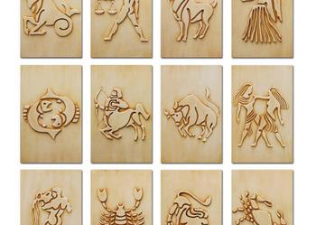 Znaki zodiaku, Dostępne wszystkie wzory