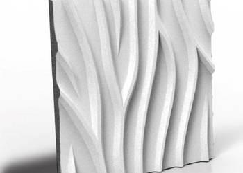 Panel ścienny 3D TREE panele gipsowe3D