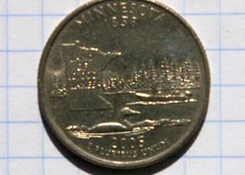 25 CENTÓW ( QUARTER DOLLAR ) 2005 ROK ( P ) - USA