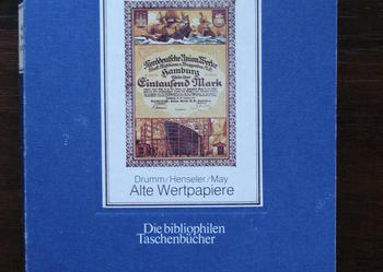 Katalog papierów wartościowych - Alte Weltpapiere